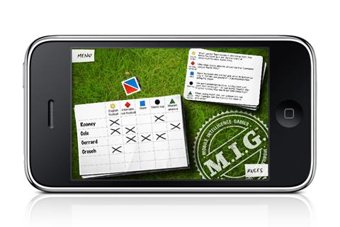 Screenshot MIG Football Lite – Out Quiz Your Mates