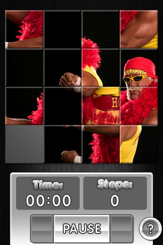 Screenshot Wrestling Superstars Slider