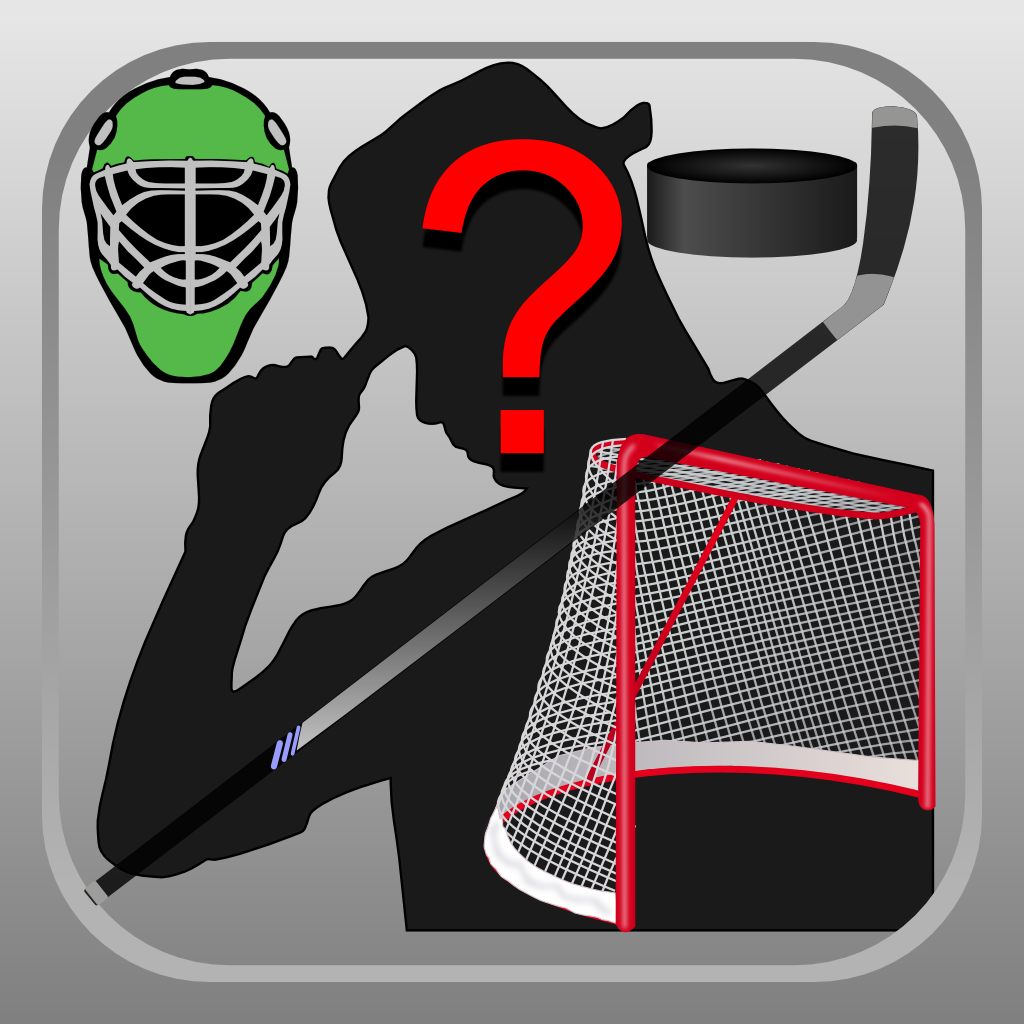 Cartoonified Hockey Players Quiz Maestro
